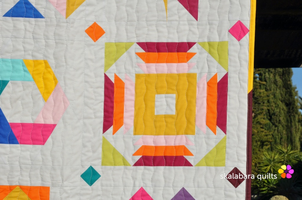 21 summer sampler 2020 detail 5 - skalabara quilts