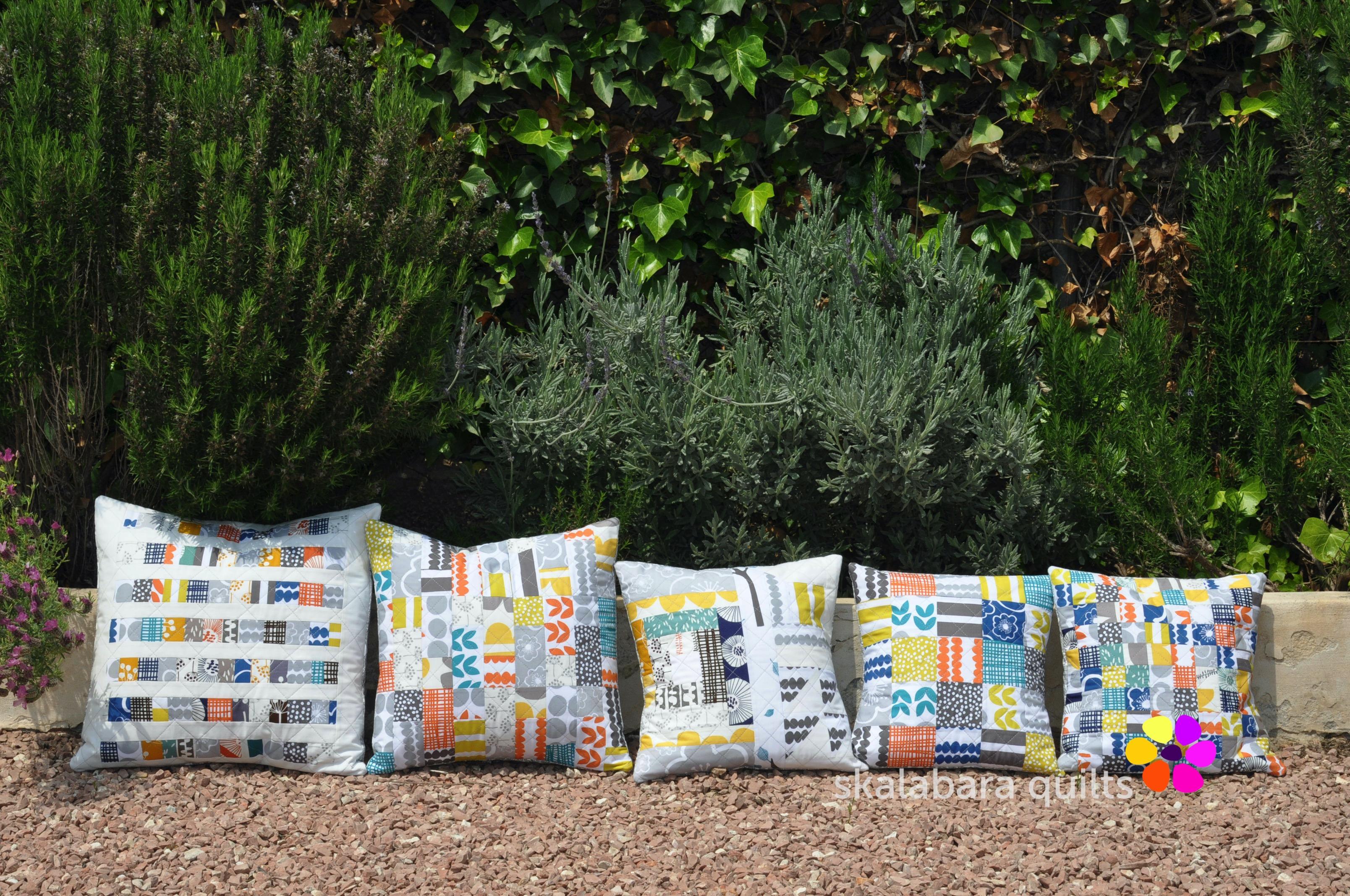 bella cushion covers 1 - skalabara quilts