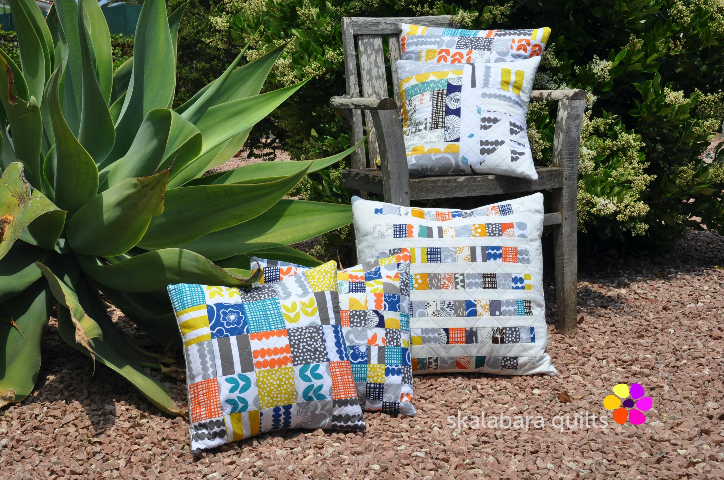 bella cushion covers 5 - skalabara quilts