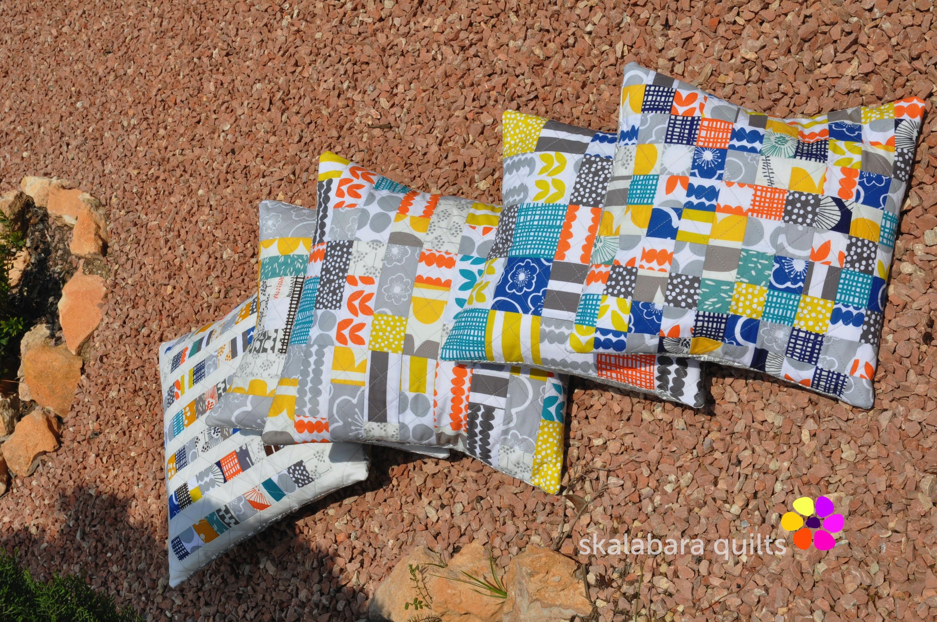 bella cushion covers 7 - skalabara quilts